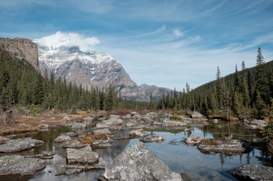 Valley of the Ten Peaks, Banff NP